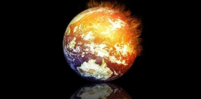 Tarihin en sıcak yeryüzü! Daha kötüsü ise…