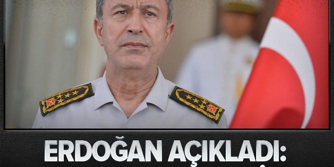 Erdoğan açıkladı: Darbecilerden Akar'a şok teklif.