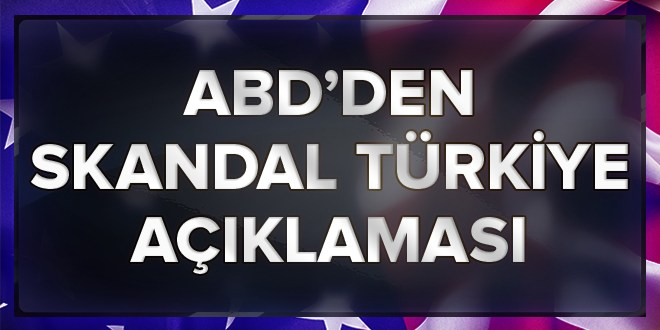 Obama'nın sözcüsünden skandal Türkiye açıklaması.