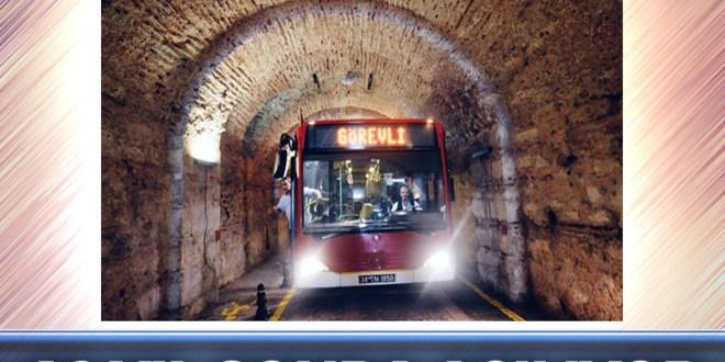 Beylerbeyi Tüneli pazartesi açılıyor