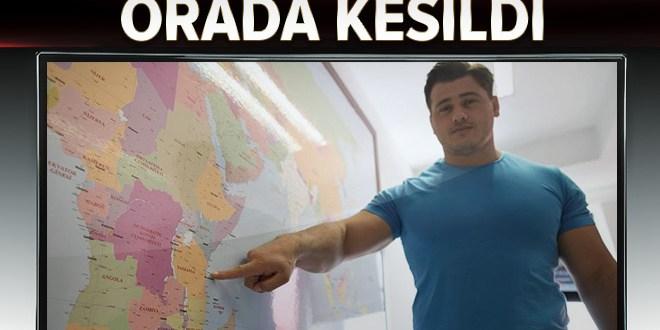 Erdoğan vekalet verdi, milli güreşçi Kayaalp Tanzanya'da dağıttı  .