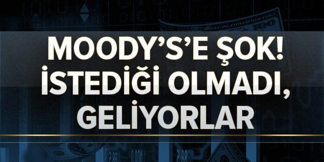 Moody's rağmen ABD'li şirketler Türkiye'de olacak.