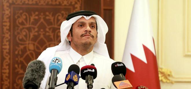 Katar'dan yeni açıklama