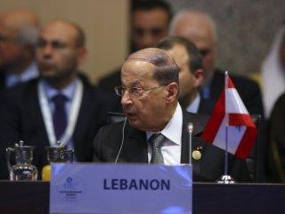 """""""İsrail Lübnan sınırını 11 bin kezden fazla ihlal etti"""""""