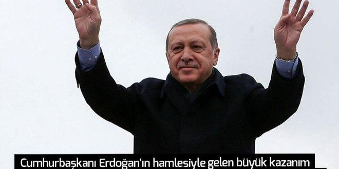 Cumhurbaşkanı Erdoğan'ın Afrika ziyaretleriyle gelen büyük kazanım