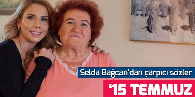 Selda Bağcan: 15 Temmuz FETÖ katliamıdır.