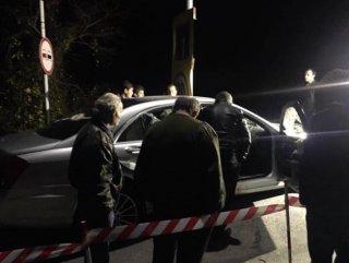 Abhazya'da ünlü iş adamına suikast