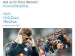 Beşiktaş'tan Bayern'e Werner'li cevap