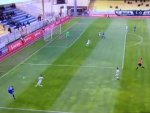 Bucasporlu Abdullah Balıkuv'un Sivas'a attığı gol