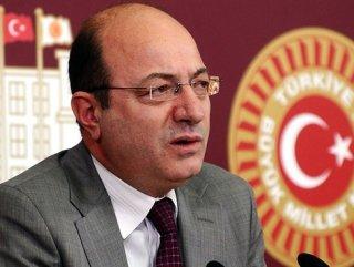 CHP'li İlhan Cihaner Meclis'in boykot edilmesini istiyor