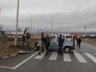 Erzincan'da iki ayrı kaza: 7 yaralı