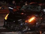 Kaza yapan Burak Yılmaz'a ağır fatura