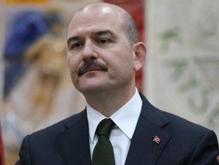 Süleyman Soylu'dan CHP'li Özgür Özel'in iddialarına yanıt