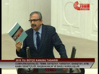 Sırrı Süreyya Önder, Meclis'in kağıt israfını eleştirdi