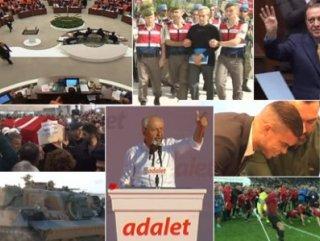 Türkiye'de 2017 yılında yaşananlar 3 dakikalık videoda
