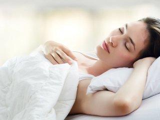 Uykuya dalmak için hazır olun