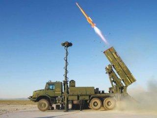 Yerli hava savunma sistemi HİSAR testi geçti