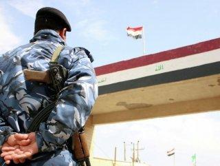 Bağdat'ın IKBY sınır kapılarına ilişkin açıklaması