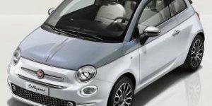 Fiat'ın yeni 500 Collezione modeli Türkiye'ye geliyor