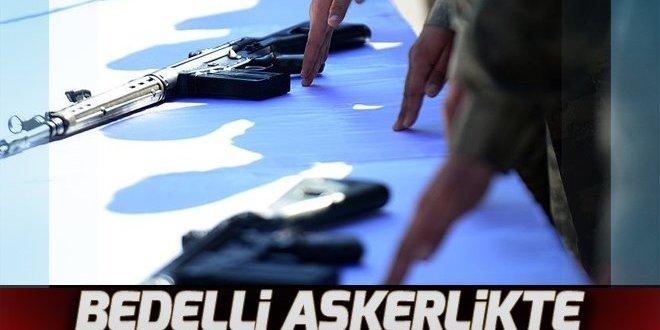 Bedelli askerlik yasası Başkan Erdoğan'ın onayına sunuldu.