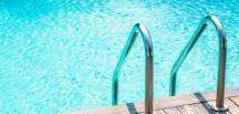 Havuza girmeden önce bu uyarıları okuyun!