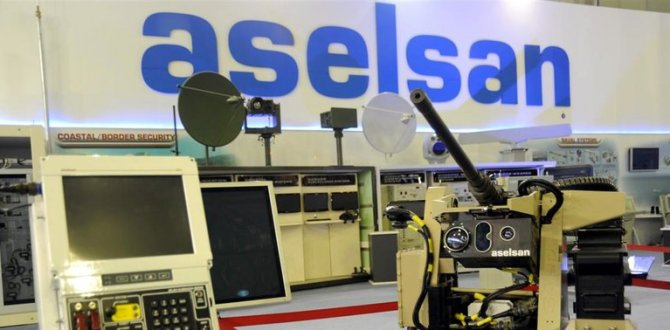 ASELSAN, Defense News Top 100'de yükselişte
