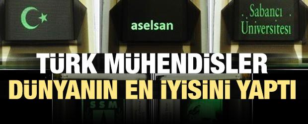 Türk mühendisler dünyanın en iyi OLED'ini yaptı