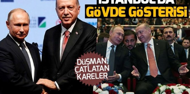 Türkakım için İstanbul'da tarihi tören