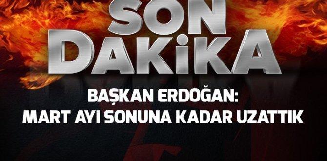 Son dakika: Başkan Erdoğan: Ekonomik tetikçilere Osmanlı tokadını vuracağız!