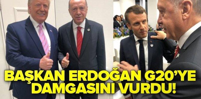 """Altun'dan """"G20 Liderler Zirvesi"""" paylaşımı"""