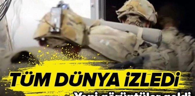 Suriye'den çekilen ABD askerlerinin yeni görüntüleri ortaya çıktı .