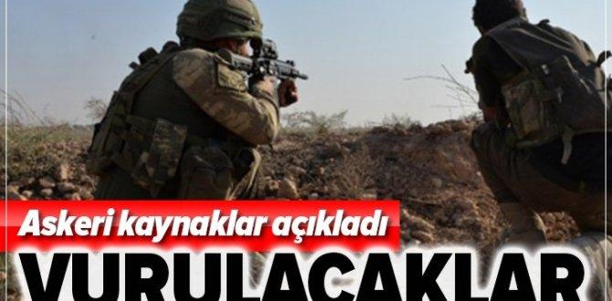 Askeri kaynaklar açıkladı: Bölgede 10-15 bin terörist var, süre dolduğunda çekilmezlerse vurulacaklar .