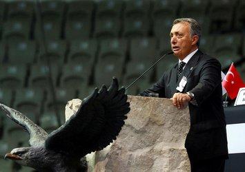 Beşiktaş'ın yeni başkanı Ahmet Nur Çebi oldu .