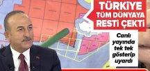 Dışişleri Bakanı Çavuşoğlu'ndan A Haber'e özel önemli açıklamalar