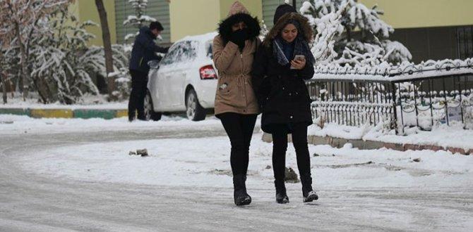 Meteoroloji'den son dakika hava durumu açıklaması! Donacağız! Yoğun kar yağışı uyarısı | 4 Aralık 2019 hava durumu.