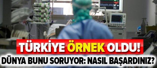 Türk tedavisinin başarısı yabancıların dikkatini çekti!.