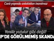 """""""CHP'de 650 milyon nerede?"""" kavgası ve CHP milletvekilinin """"haraç"""" tartışması ."""