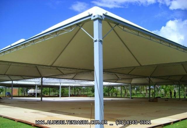 aluguel de tendas e piso