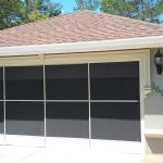 Garage Screen Doors Aluma Tec Remodeling Ocala Florida