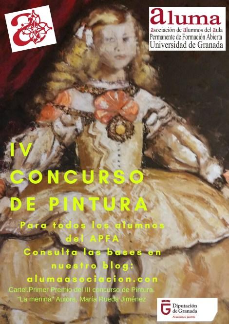 Cartel IV Concurso de Pintura-001