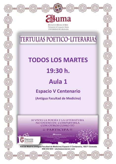 Cartel Tertulia Poesía-001 (2)