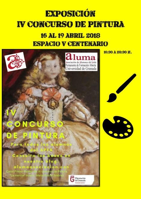 Exposición IV Concurso de Pintura-001