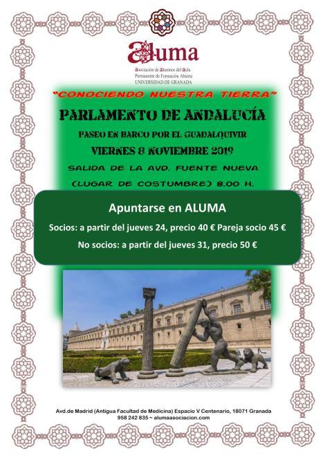 Cartel Parlamento