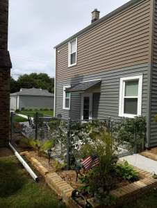 After siding