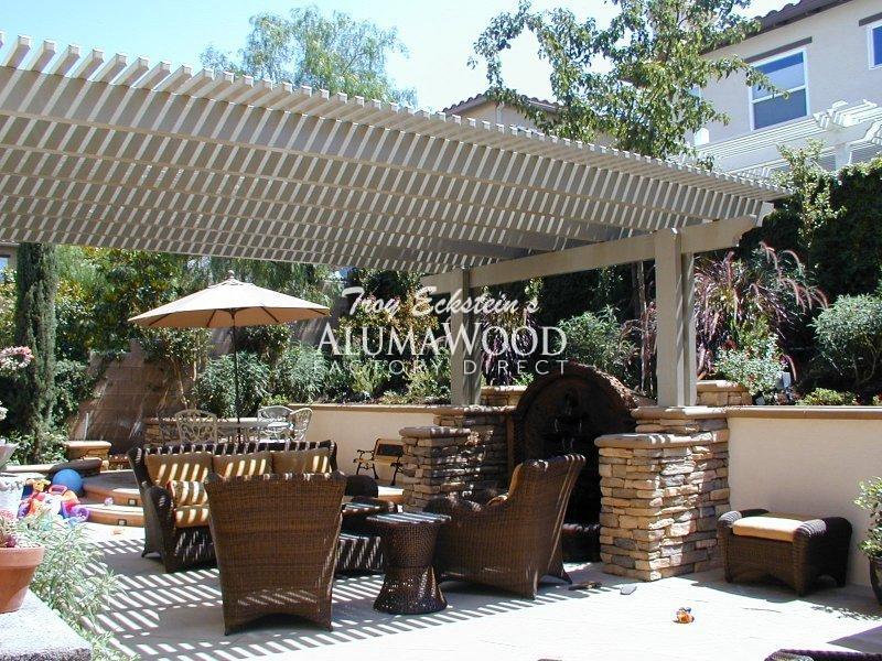 alumawood laguna lattice patio covers