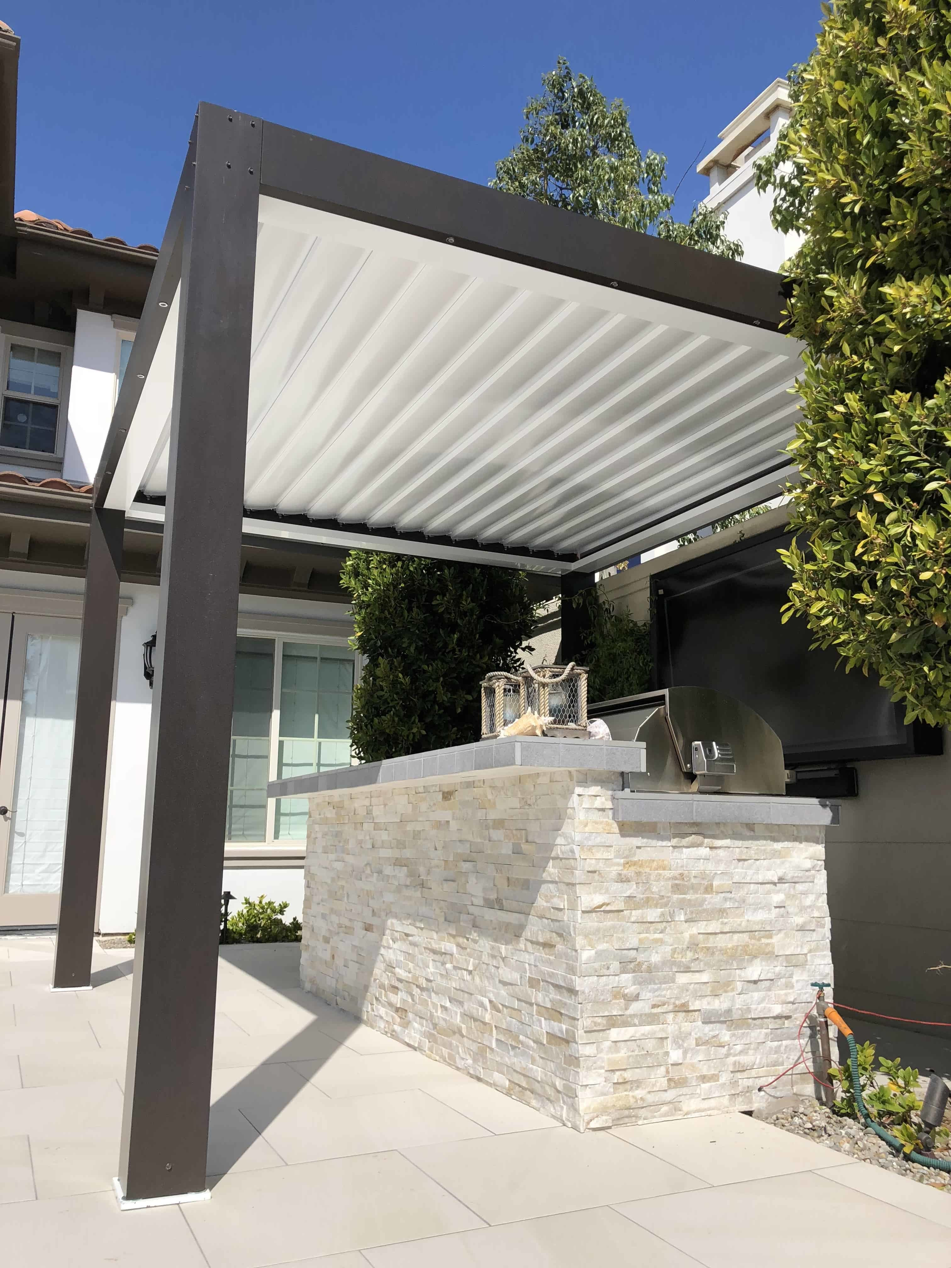 Modern Contemporary Patio Cover Designs  Alumawood Factory Direct Patio Covers