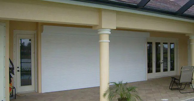 ROLL UP SHUTTERS  CORAL GABLES