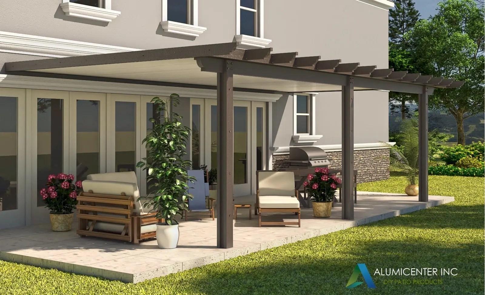 Trusted Builder Of Aluminum Patio Covers In Miami Dade Broward