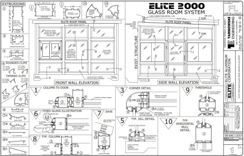 small resolution of refer to elite 2000 detail sheet