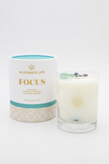 Aluminate Life Focus Candle